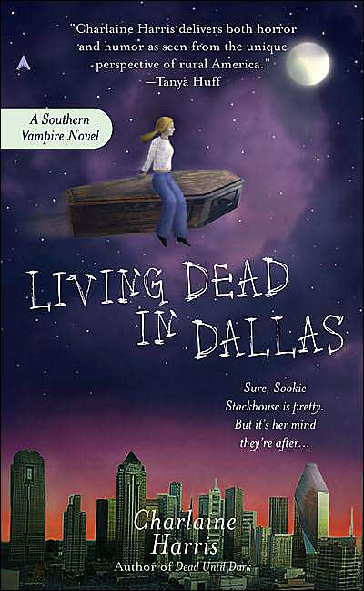The Growth of Sookie: Living Dead in Dallas